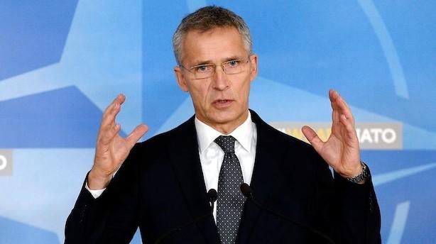 Nato og EU udvider samarbejdet i ny plan med 34 tiltag