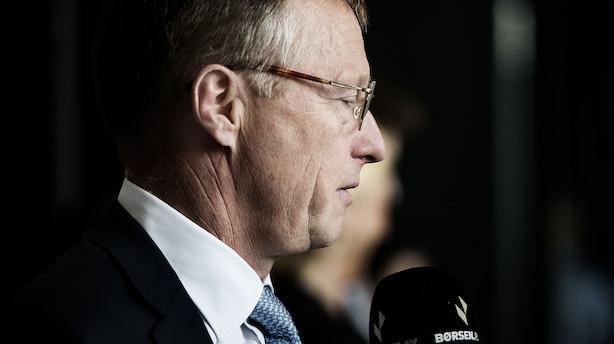 Nils Smedegaard bliver formand for ny superbestyrelse i Færch Plast