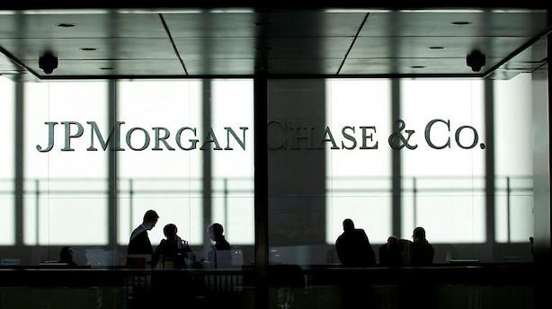 JPMorgan laver Mærsk-finten: Går all in på blockchain