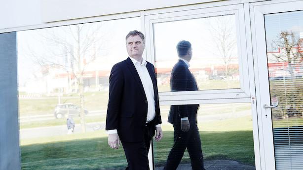 Danish Crown-topchef: Vores konkurrenter i Kina kan adskille sig med forbrugerindsigt
