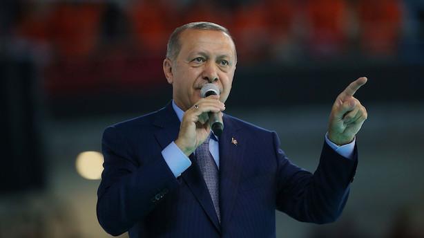 Analyse: Kollaps i tyrkisk lira underminerer samtlige  markeder