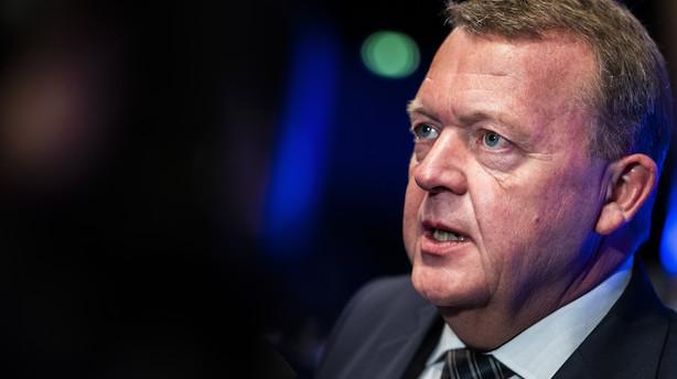 Lars Løkke og Mette Frederiksen starter talkrig om tidlig pension