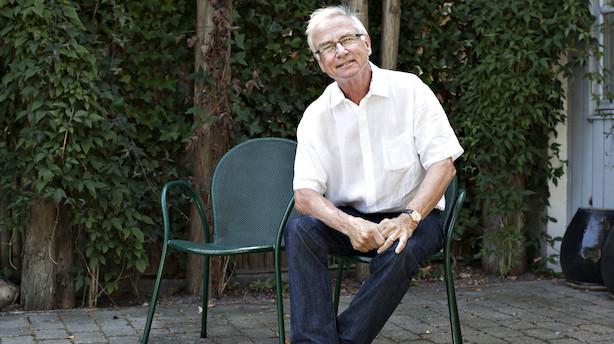 Erhvervsmanden Johan Schrøder er død