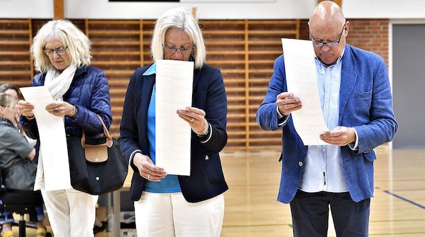 Hvem sikrer flertal? Stormer EU-skeptikerne frem? Disse fem EU-dramaer skal du følge i aften