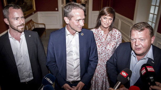 Medier: Claus Hjort kræver Kristian Jensens afgang som næstformand i Venstre - flere Venstreprofiler bakker op