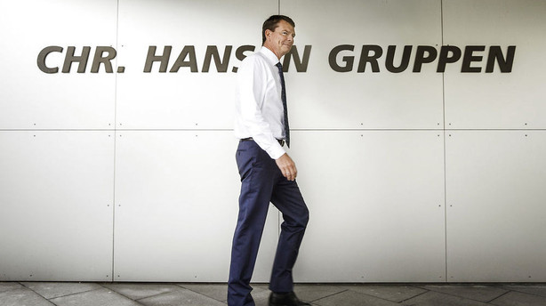 Aktier: Chr. Hansen stjal overskrifterne