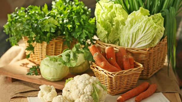 Sundhed: Styrk kroppen med fem fødevarer