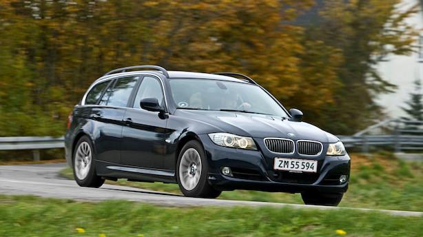 Årets Brugtbil: Halv pris på tre år gamle tyskere