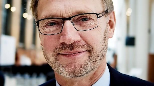 Anders Dam jubler: Titusindvis af kunder har Apple Pay efter en uge