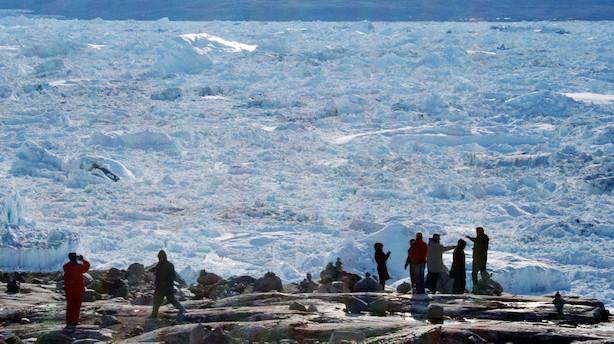 Danmark og Canada vil løse grænsespørgsmål ved Grønland