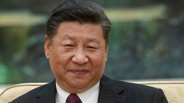 Kina tirsdag morgen efter nye trusler: Vi vil slå tilbage mod Trump