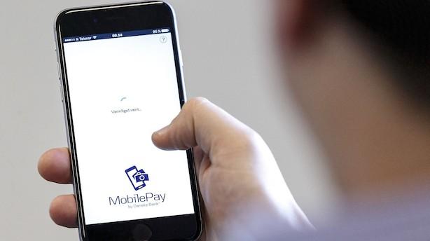 """Festival dropper mobilbetalinger: """"Det overrasker mig og er lidt uforståeligt"""""""
