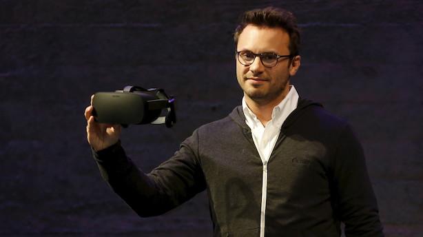 Mens du sov: Endnu en stifter af overtaget selskab forlader Facebook
