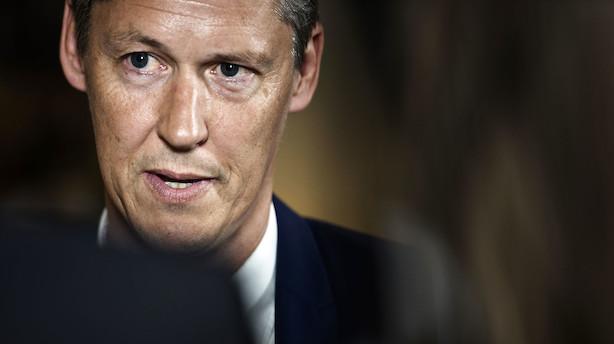 Vismænd smider politisk skattebombe: Lavere skat virker, og formentlig bedre end Finansministeriet tror