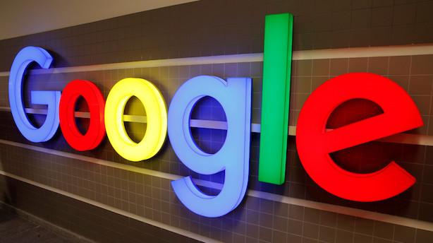 Danmark blokerer for EU-skat på Google og Facebook
