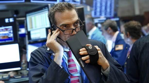 Aktieluk i USA: Stærke regnskaber løftede Facebook og Microsoft - 3M og UPS ramt af store fald