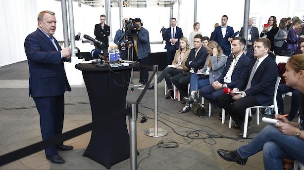 """Økonomer om Venstres velfærdsløfte: """"Der er reelt ikke noget råderum tilbage"""""""
