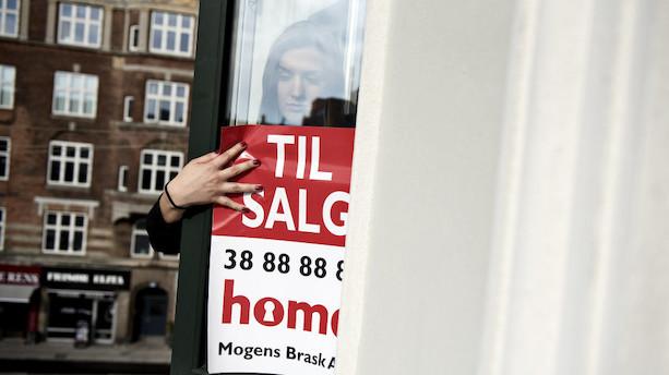 Pulsen på det københavnske lejlighedsmarked stiger på ny