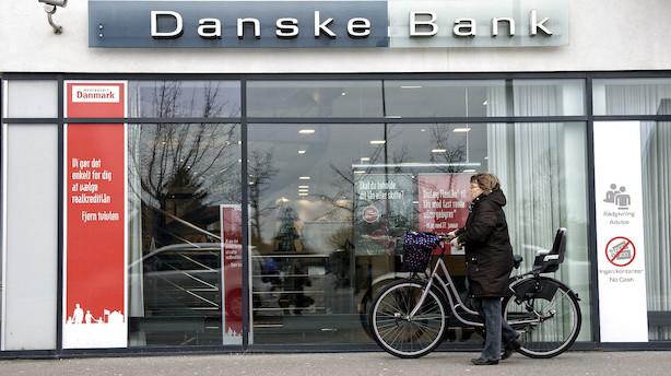 Aktieåbning: Danske Bank bundprop i C25