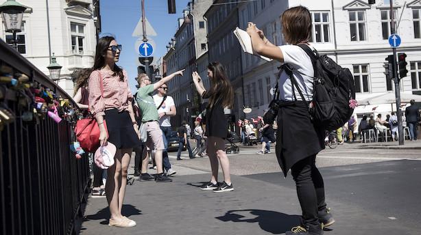 Kronik: Der er grund til optimisme over kinesiske turister