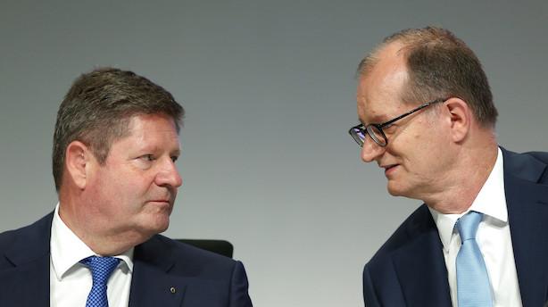 Hvidvask, udbyttefusk og sanktionsbrud: Danske Banks nye økonomidirektør er vant til at rydde op efter skandaler