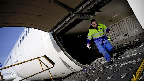 Bagage-ansatte i Kastrup lufthavn genoptager arbejde efter strejke