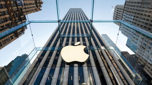 Aktiestatus i USA: Handelshåb løfter aktierne - Apple i front