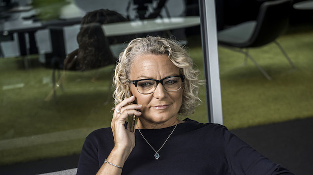 Novo Nordisk-direktør forlader formandspost på KU: Tidligere TV2-topchef stempler ind