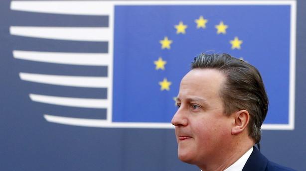 Analyse: Teatertorden skal få Cameron til at ligne stor sejrherre