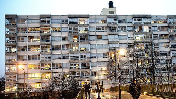 Goldman Sachs: Svensk boligmarked bobler snart over