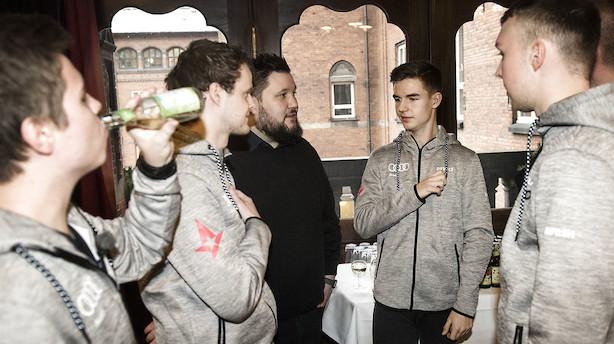 Fem danske drenge vandt 1,7 mio kr på computerspil