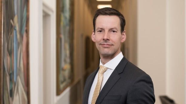Danske Bank føler sig godt polstret til eventuel hvidvask-bøde