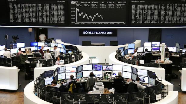 Europa: Pandora glimter i europæisk blodbad