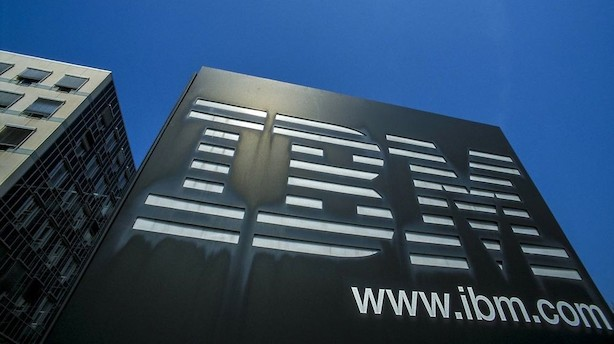 IBM sælger softwareaktiver for 1,8 mia dollar