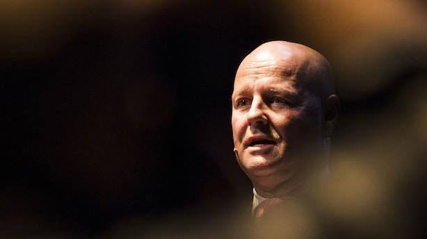 Tidligere Danske Bank-kronprins bliver koncerndirektør i Nykredit