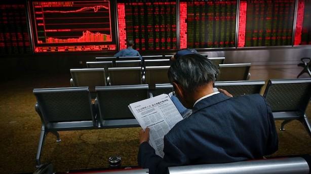 Aktier: Aktiebørser i Asien uden ensartet retning