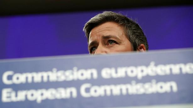 Juncker afslører forsøg på at overtale Løkke om Vestager