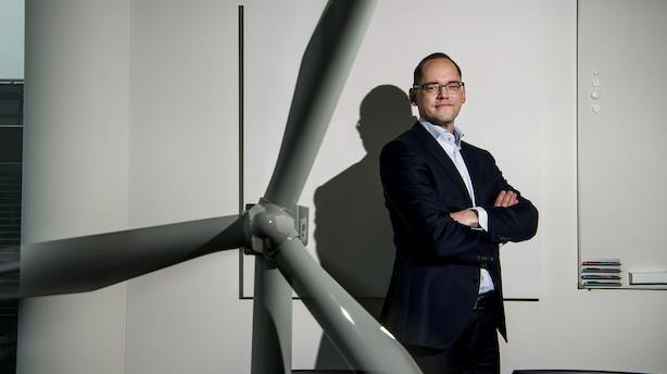 Ørsted vælger GE's gigantvindmølle som de første i verden