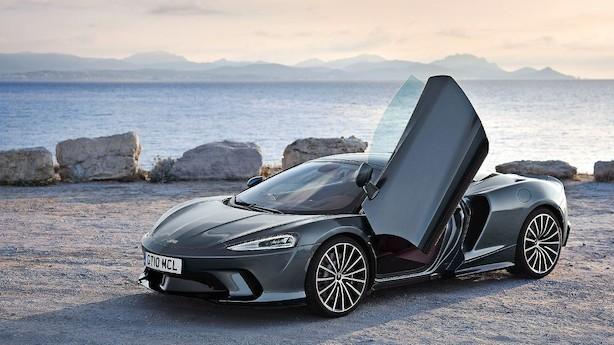 Her er McLarens opfattelse af en hverdagsbil
