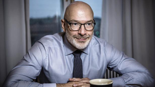"""Jesper Nielsen efter fyring i Danske Bank: """"Der var møgsager så godt som hver uge"""""""