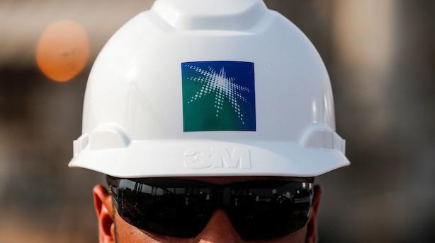 Saudi Aramco opgiver internationalt roadshow inden børsnotering