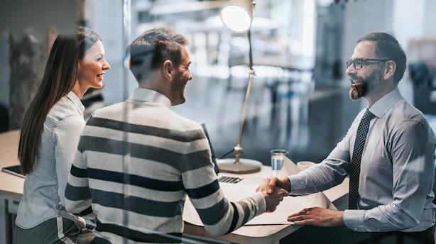 Kundens behov er i fokus, når den digitale udvikling ruller: Sådan bliver fremtidens bank