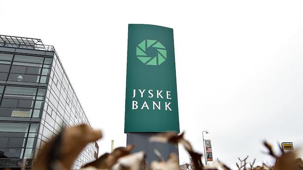 Analytikere: Derfor opjusterer Jyske Bank