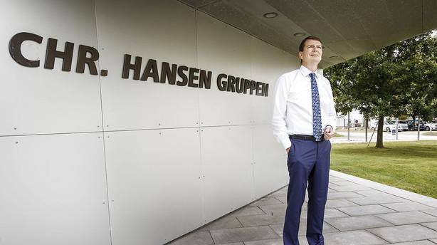 Aktier: Internationale kursfald ventes at ramme Danmark