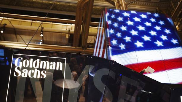 Aktier: Tegn p� Wall Street i h�bets farve trods oliedyk