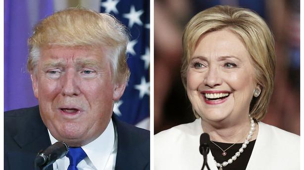 USA: S�dan finder partierne deres pr�sidentbud