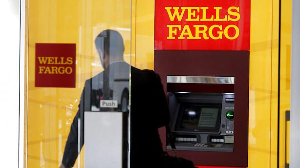Wells Fargo kradser flere millioner ind fra topchef efter skandale