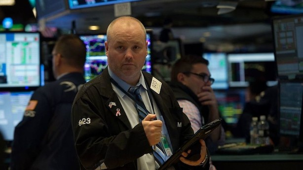 Amerikanske aktier satte ny rekord i grøn dag på Wall Street