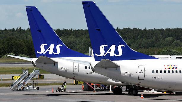 Det skriver medierne: SAS vil have et tættere forhold til sine kunder