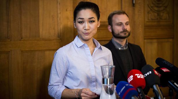 Anna Mee Allerslev bliver valgt ind i København